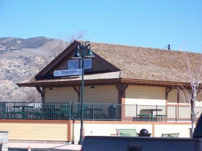Tehachapi Railroad Museum
